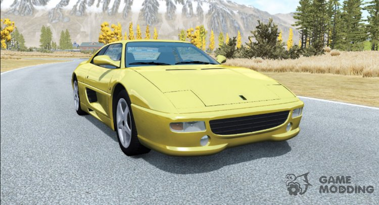 Ferrari F355 Berlinetta 1994 for BeamNG.Drive