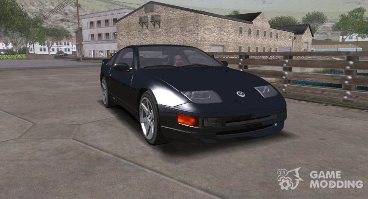 GTA V-style Annis Euros (IVF) for GTA San Andreas