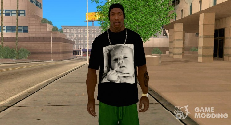 Baby t-shirt for GTA San Andreas