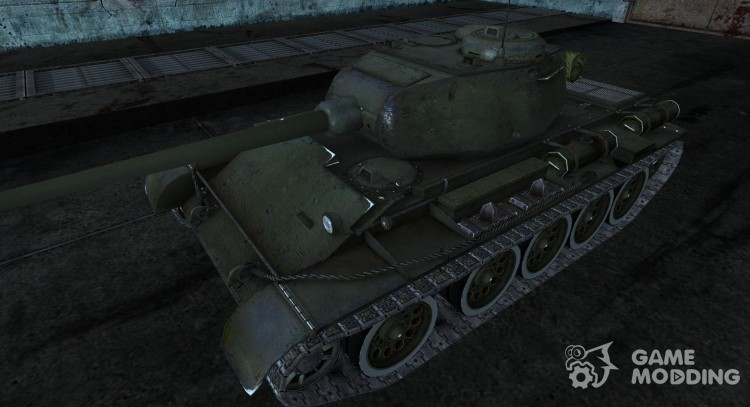 T-44 22 for World Of Tanks