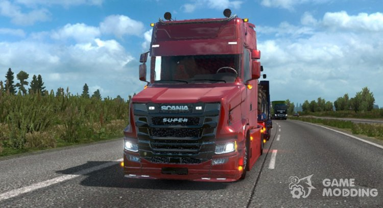 Scania T NextGen for Euro Truck Simulator 2