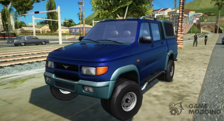 UAZ 23632 for GTA San Andreas