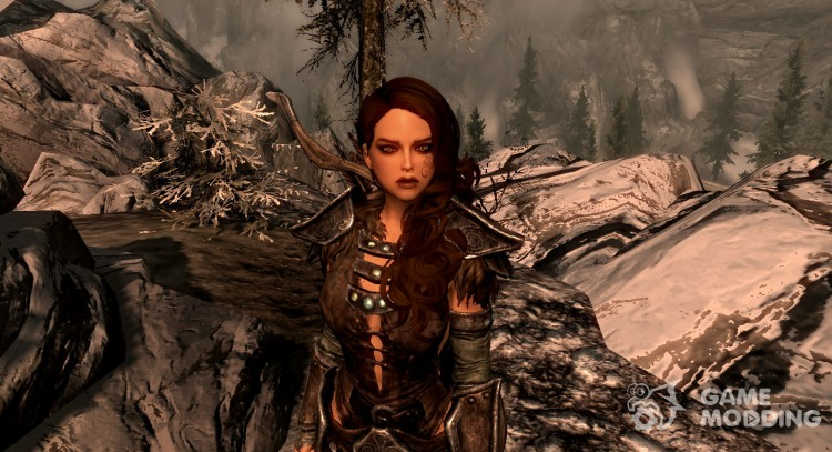 Tamariâ for TES V: Skyrim