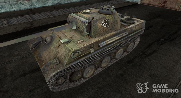 Panzer V Panther from daven for World Of Tanks