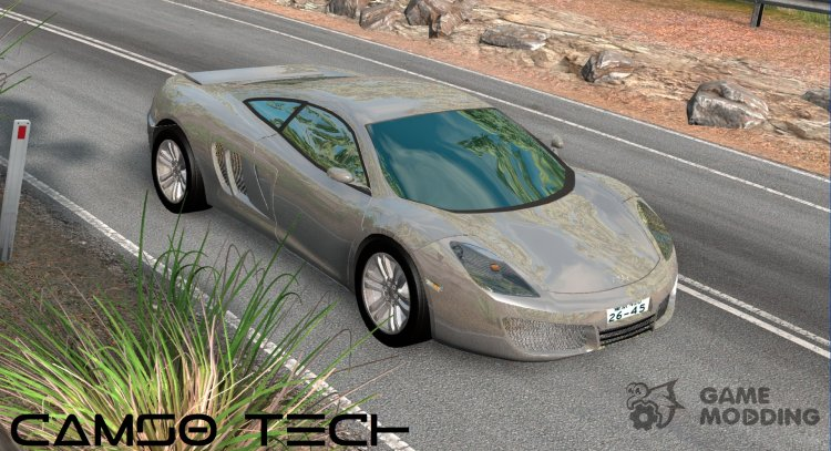 Camso Mark Rider 12C for BeamNG.Drive