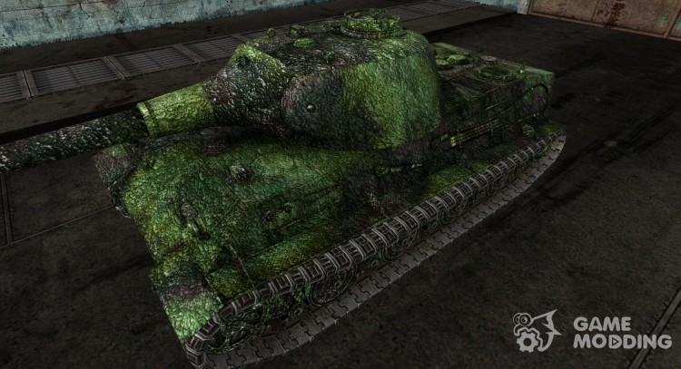 Skin for Lowe Toxic for World Of Tanks