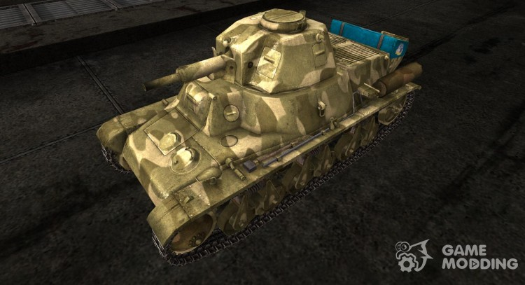 Panzer 38H735 (f) DeathRoller for World Of Tanks