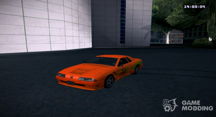 Elegy Supra PJ for GTA San Andreas