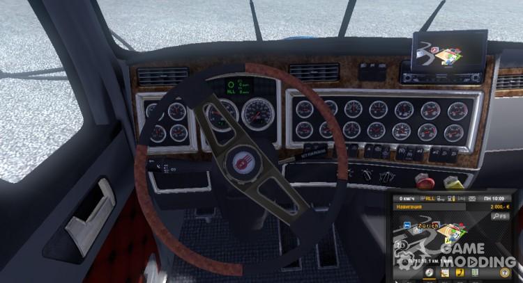 Kenworth T800 v1 01 for Euro Truck Simulator 2