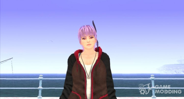 V2 ayane (Dead or Alive) for GTA San Andreas