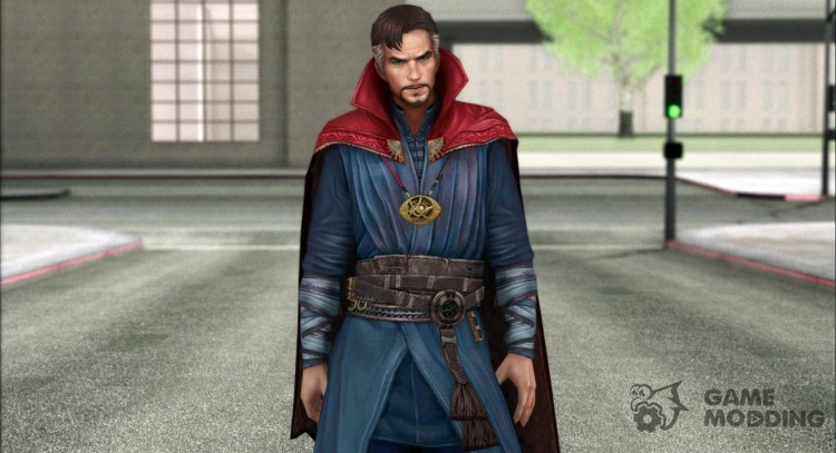 Marvel's Future Fight-Dr. Strange (Movie) for GTA San Andreas