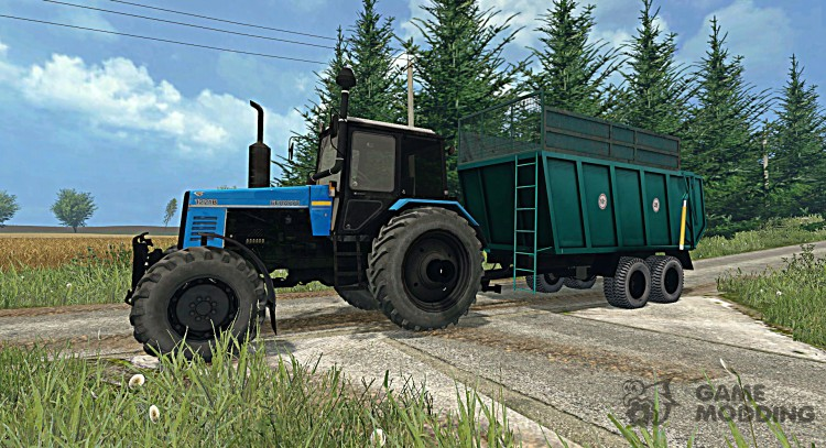 PS-10 for Farming Simulator 2015