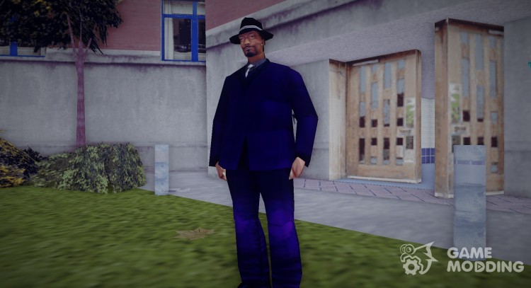 Snoop Dogg-Tha They for GTA 3