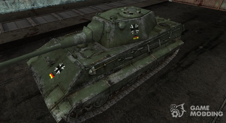 Шкурка для E-50 №2 для World Of Tanks
