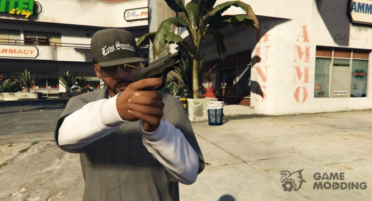 Sig Sauer P228 for GTA 5