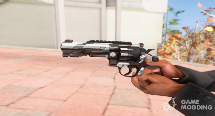 Revolver R8 Reboot (From CS:GO) для GTA San Andreas
