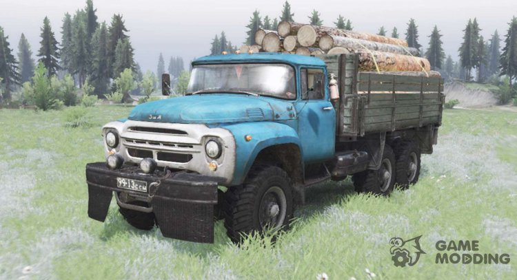 ZIL 130 6x6 for Spintires 2014