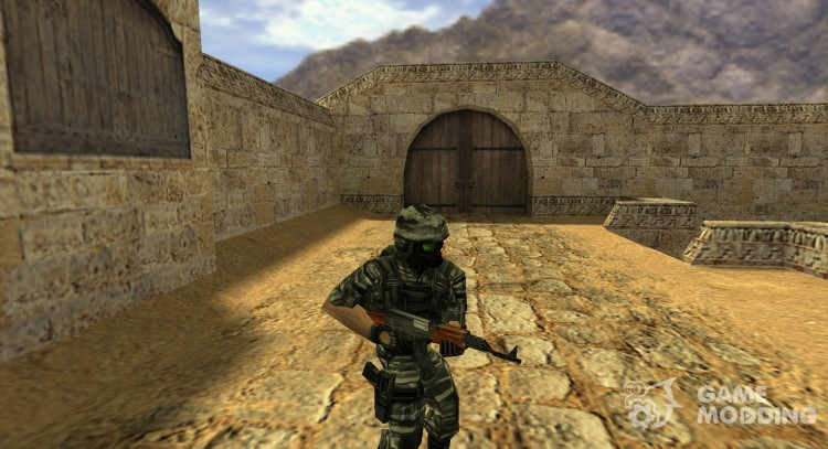H.E.C.U Marine for Counter Strike 1.6