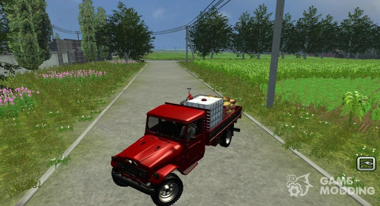 Toyota Bandeirantes for Farming Simulator 2013