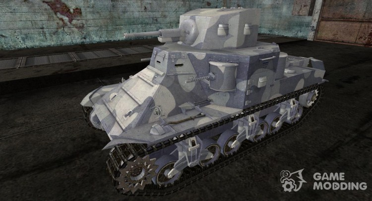 M2 med от Irremann для World Of Tanks