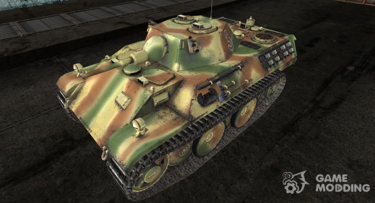 VK1602 Leopard 17 for World Of Tanks