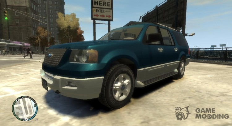 2006 Ford Expedition EL for GTA 4
