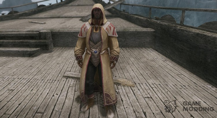 Psijic Archmage Robes for TES V: Skyrim