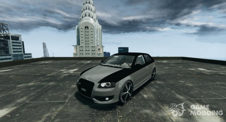 Audi BS3 O CT Tuning for GTA 4