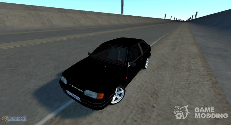 Vaz 2113 for BeamNG.Drive