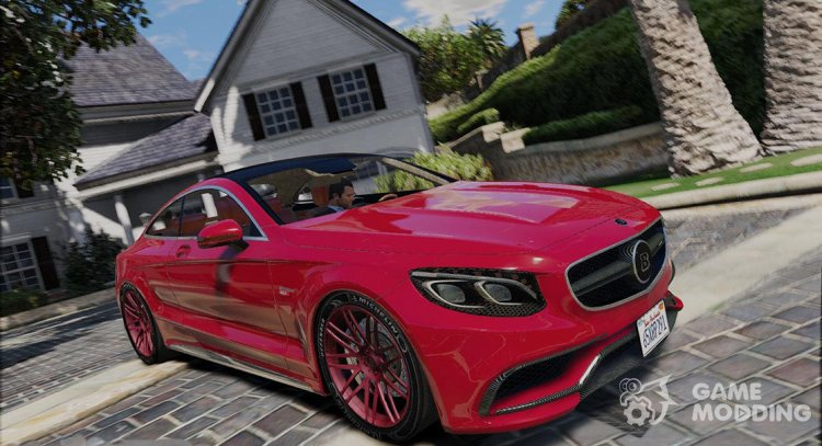 Brabus S850 for GTA 5