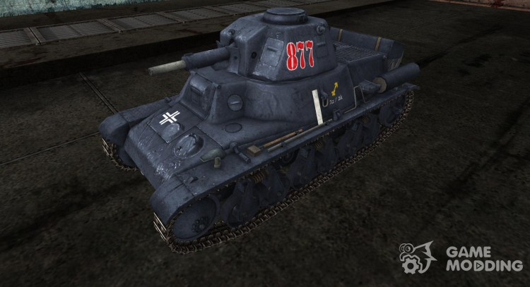 PzKpfw 38H735 (f) leofwine для World Of Tanks