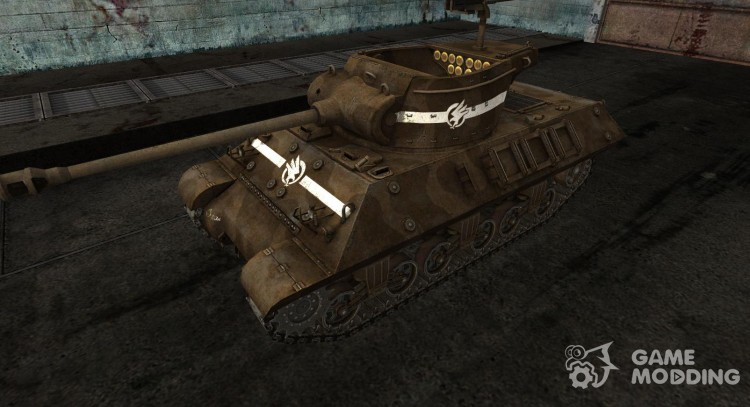 M36 Slugger-GDI for World Of Tanks