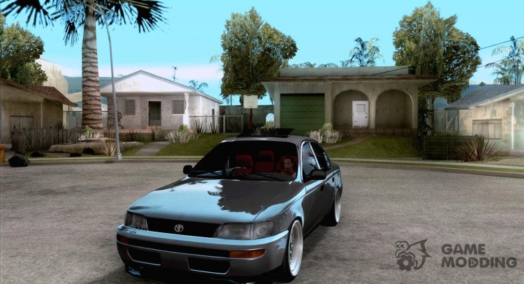 Toyota Corolla Tunung for GTA San Andreas