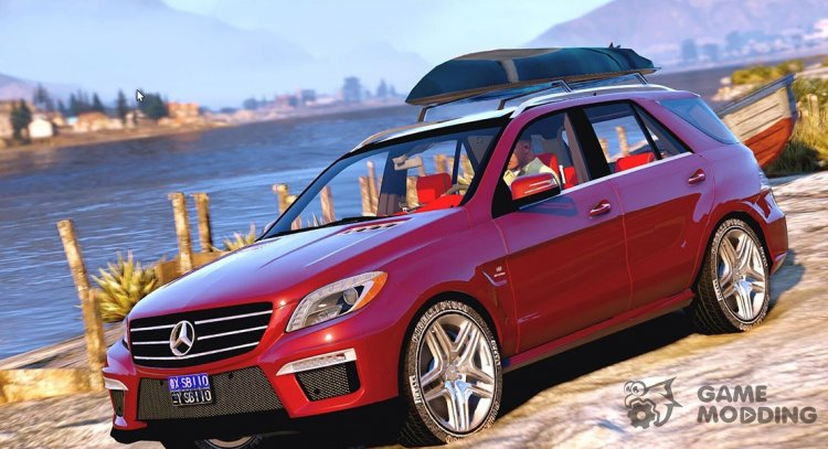 2015 Mercedes-Benz ML63 AMG for GTA 5