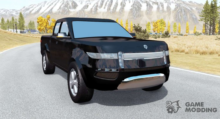 Rivian R1T for BeamNG.Drive