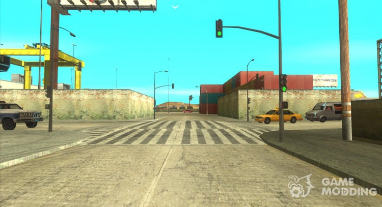 Todas Ruas v 3.0 (Las Venturas) for GTA San Andreas