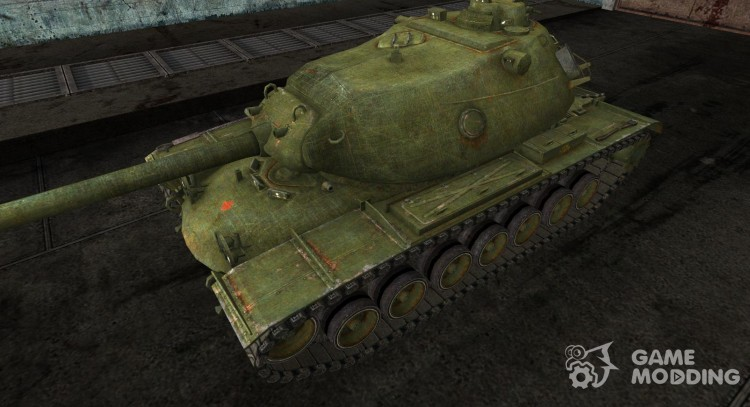Skin for M103 for World Of Tanks