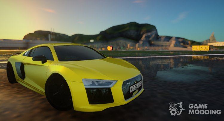 Audi R8 Bulkin for GTA San Andreas