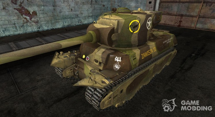 M6A2E1 mossin для World Of Tanks