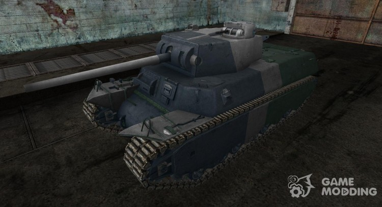 T1 hvy from Nathaniak for World Of Tanks