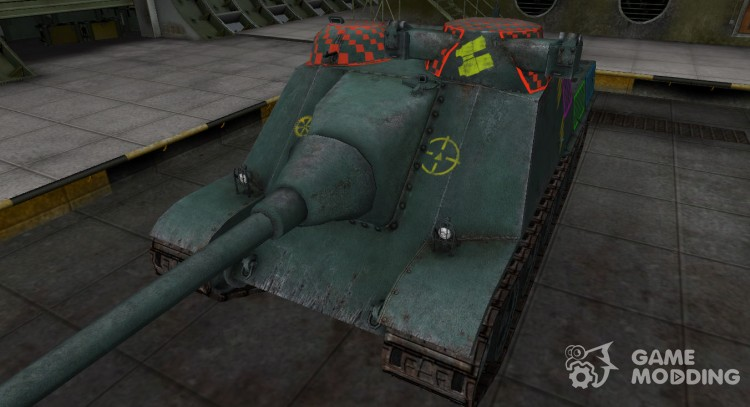 Quality of breaking through for AMX AC Mle. 1946 for World Of Tanks