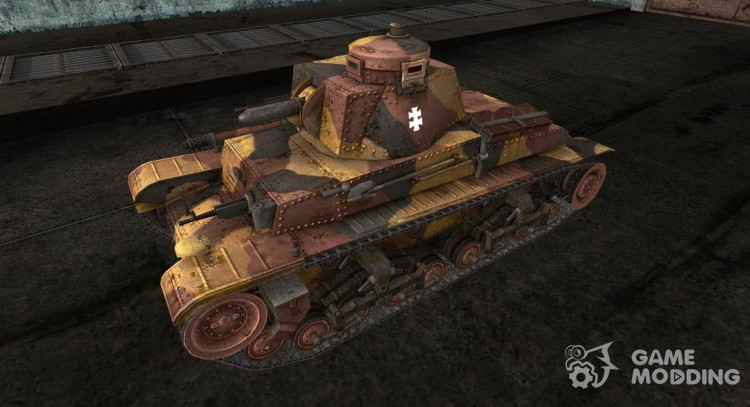 The best skins for Panzer 35 (t) for World Of Tanks
