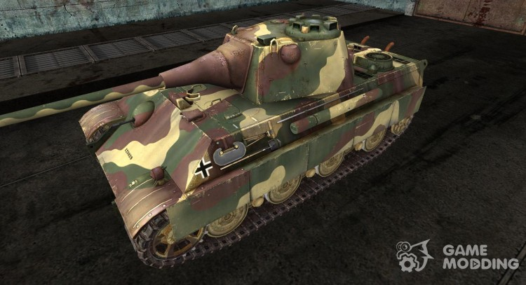 Panther II for World Of Tanks