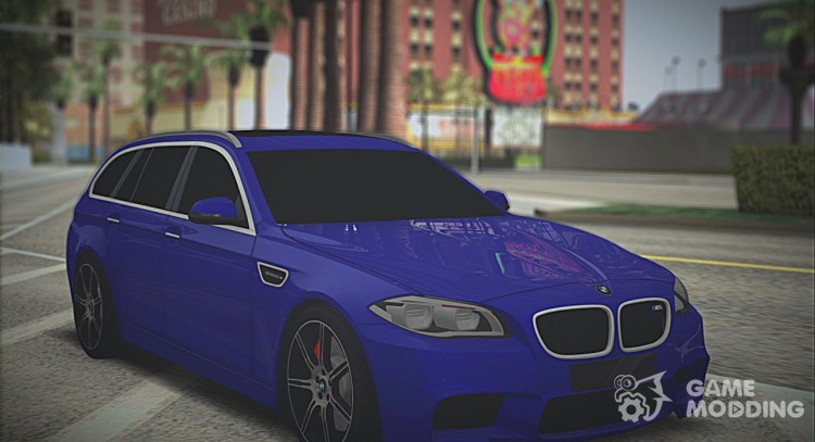 BMW F11 M5 for GTA San Andreas