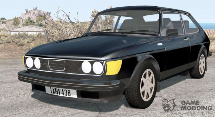 Saab 99 Turbo Combi Coupe 1978 for BeamNG.Drive