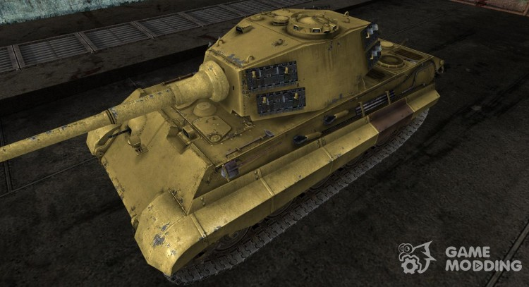 PzKpfw VIB Tiger II от caprera 2 для World Of Tanks