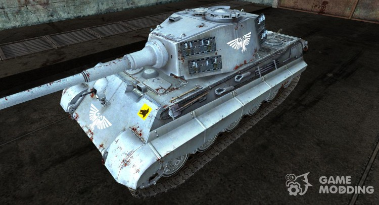 PzKpfw VIB Tiger II от Hoplite для World Of Tanks