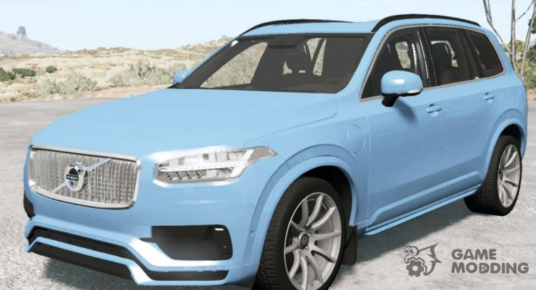 Volvo XC90 T8 R-Design 2016 for BeamNG.Drive