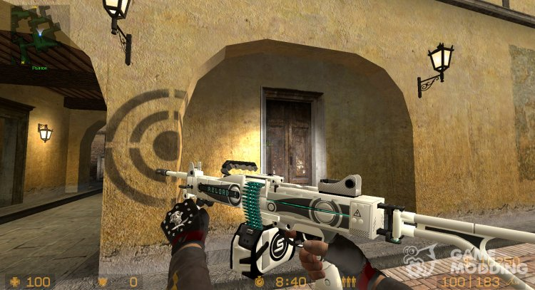 Negev Synergy for Counter-Strike Source