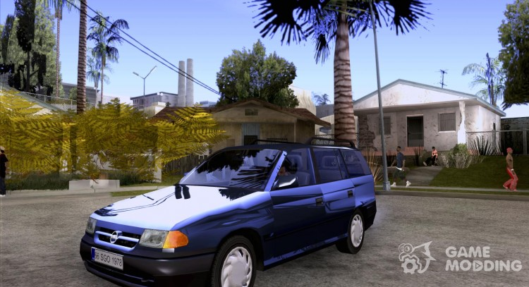 Opel Astra SW 1.6 1994 for GTA San Andreas